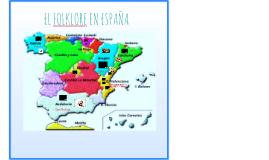 EL FOLKLORE EN ESPAÑA