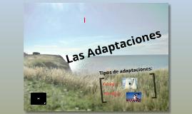 Las adaptaciones
