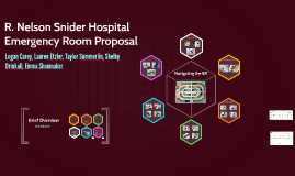 BI Emergency Room Project