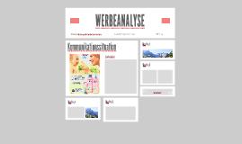 WERBEANALYSE