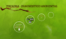 TOCAIMA - DIAGNOSTICO AMBIENTAL