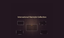 International Hairstyle Collection