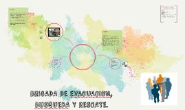 Copy of BRIGADA DE EVACUACION Y RESCATE