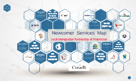 To Print - Newcomers Services Map - Greater Fredericton