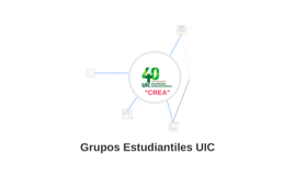 Grupos Estudiantiles UIC