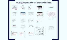 Copy of Le web des données