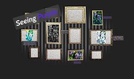 Seeing Purple: My Educational/Cultural Autobiography