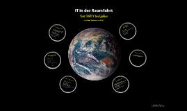 IT in der Raumfahrt - Von DSKY bis Galileo