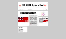 HBC & NWC United at Last