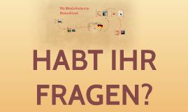 Die Minderheiten in Deutschland