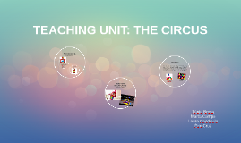 TEACHING UNIT: THE CIRCUS