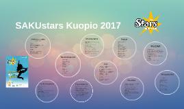 SAKUstars Kuopio 2017