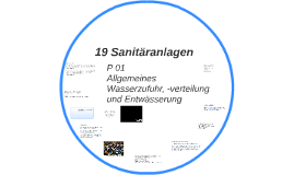 KL 19 | Sanitäranlagen | P 01