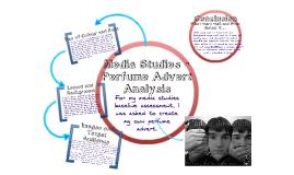 Media Studies - Perfume Advert Analysis