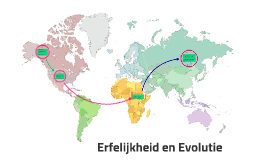 Erfelijkheid en Evolutie