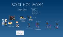 Solar Thermal Presentation Plumbers