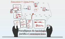 Paradigmas da Sociologia Jurídica Contemporânea
