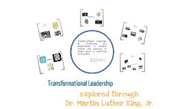 Copy of MEL - Transformational Leadership