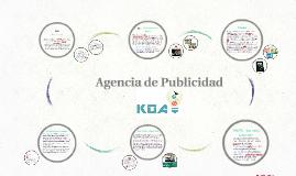 Agencia de publicidad KOA