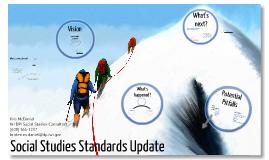 Standards Update - Spring 2012