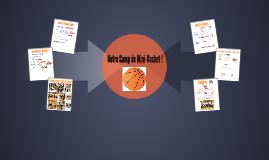 Notre Camp de Mini-Basket