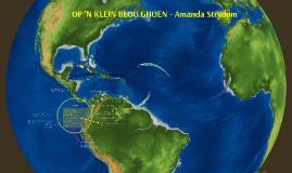 Copy of OP 'N KLEIN BLOU GHOEN - Amanda Strydom