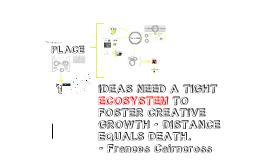 Copy of Creative Morning: Creating An Entrepreneurial Ecosystem