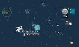 Gravitación y Satelites