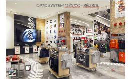 OPTO México- Béisbol