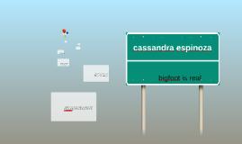 cassandra espinoza