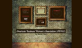 American Business Women's Association (ABWA)