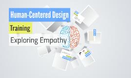 HCD Training - Exploring Empathy