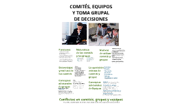 Copy of COMITES, EQUIPOS Y TOMA GRUPAL DE DECISIONES