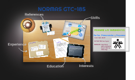 NORMAS GTC-185
