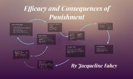 Effectiveness of Reinforcement & Punishment