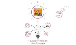 5 trucos para generar ideas de negocio