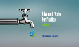 Advanced Water Purification