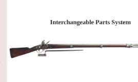 Interchangeable Parts System