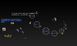 Composición de los planetas