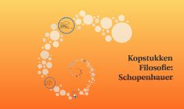 Kopstukken Filosofie: Schopenhauer