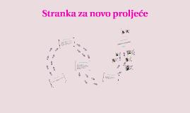 Copy of Stranka za novo proljeće