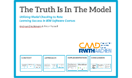 The Truth Is In The Model