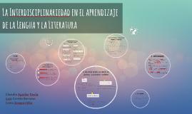 La Interdisciplinariedad en el aprendizaje de la Lengua y la