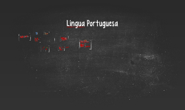 Língua Portuguesa aula 1