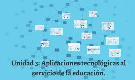 Copy of Copy of Aplicaciones tecnológicas: conceptos básicos, tipos de softw