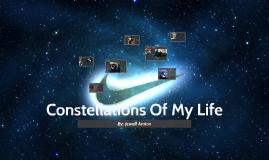 Constellations Of My Life