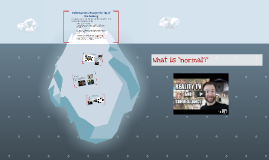 Informational Essay: The Tip of the Iceberg