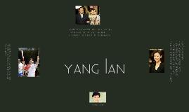 Copy of Leadership Profile : Yang Lan