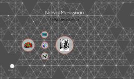 Norval Morisseau