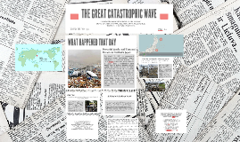 CATHASTROPHIC DISASTER